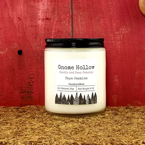 Cape Jasmine Scented Soy Candle