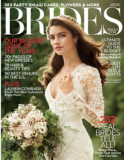 Brides magazine skincare tips