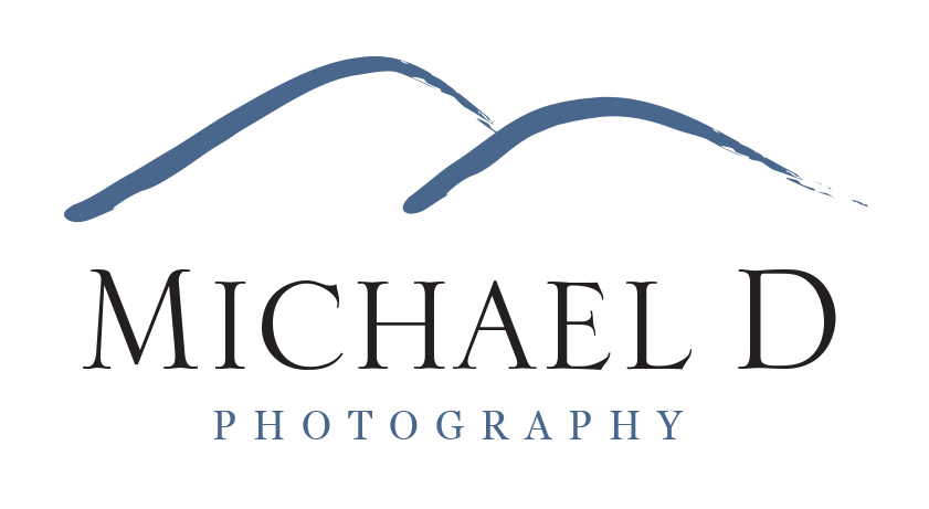 Michael D Photography Logo