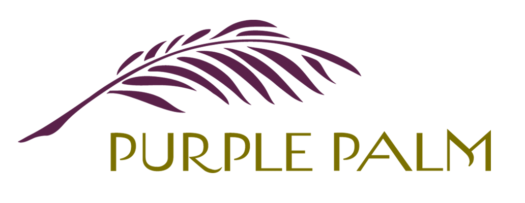 Purple Palm Restaurant Logo
