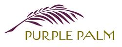 Purple Palm Restaurant Logo