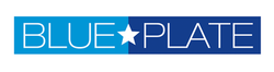 Blue Plate Restaurant Logo