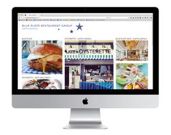 Blue Plate Restaurant Group Website