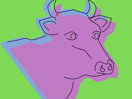Want to stand out like a purple cow?
