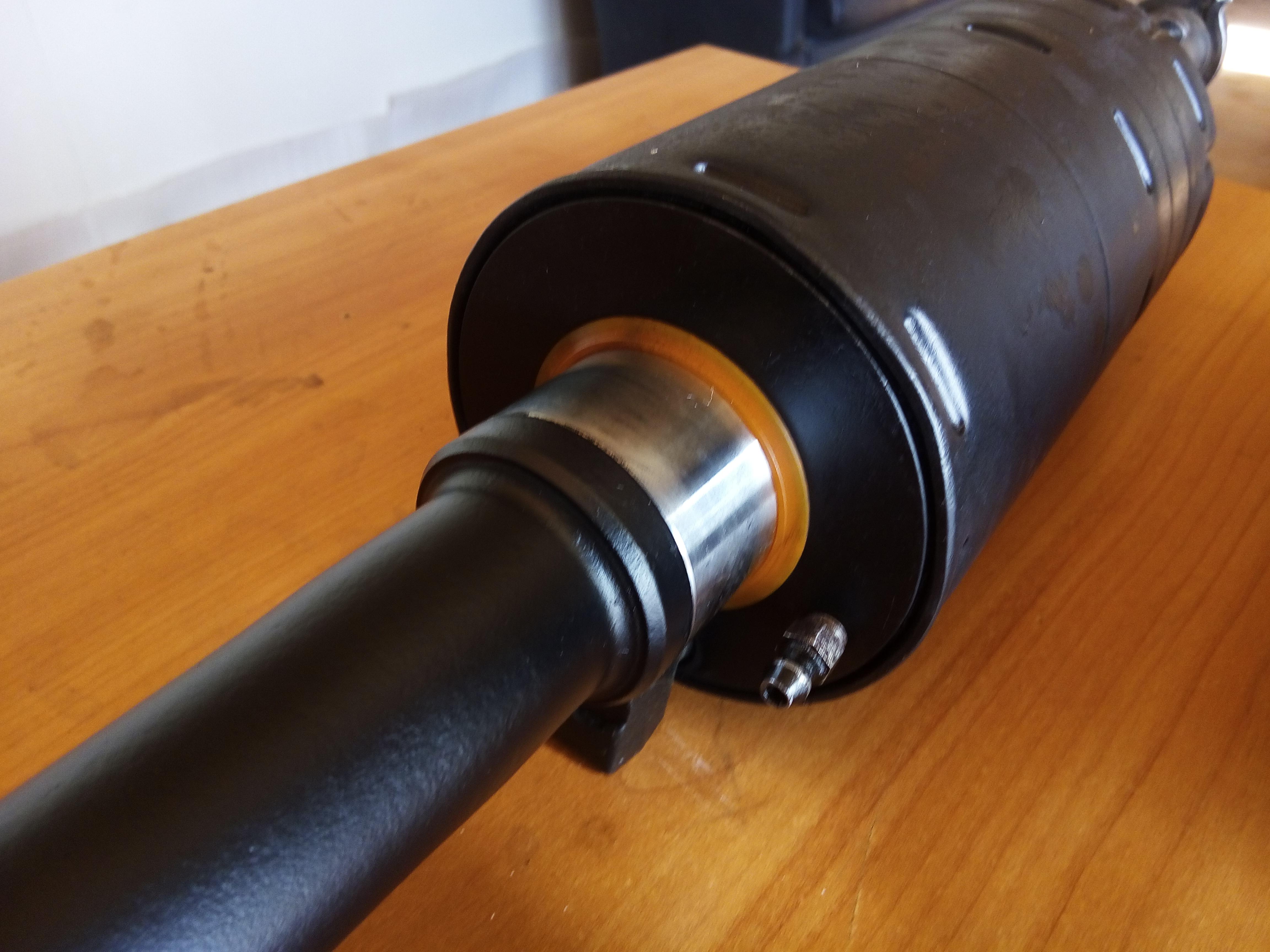 Стабилизатор с усиленнми уплотнениям