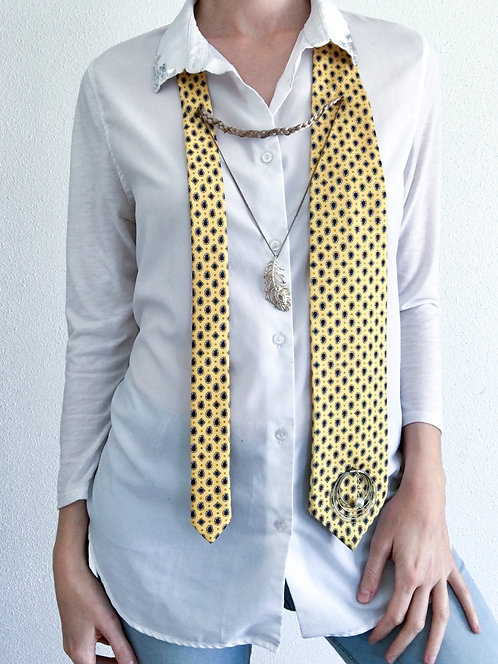 Bijoux Cravate Hippie
