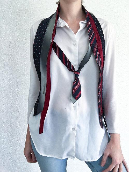 Gilet Cravate Ecolière