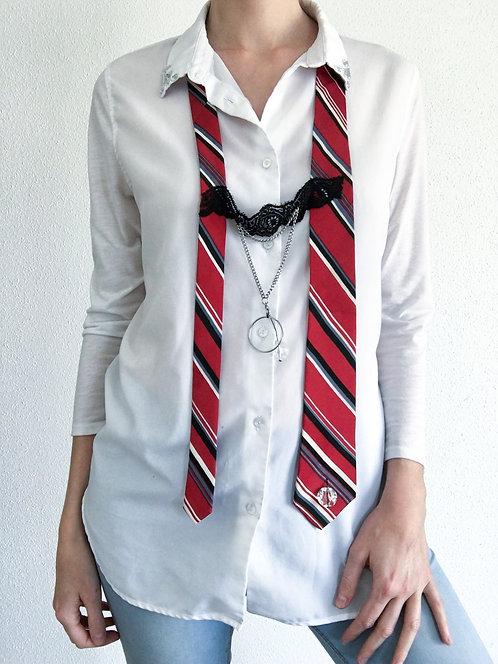 Bijoux Cravate Ecolière