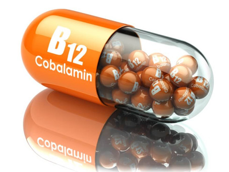 The Many Benefits of Vitamin B12