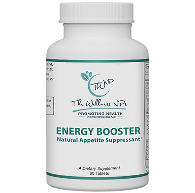 Energy Booster: Natural Appetite Suppressants
