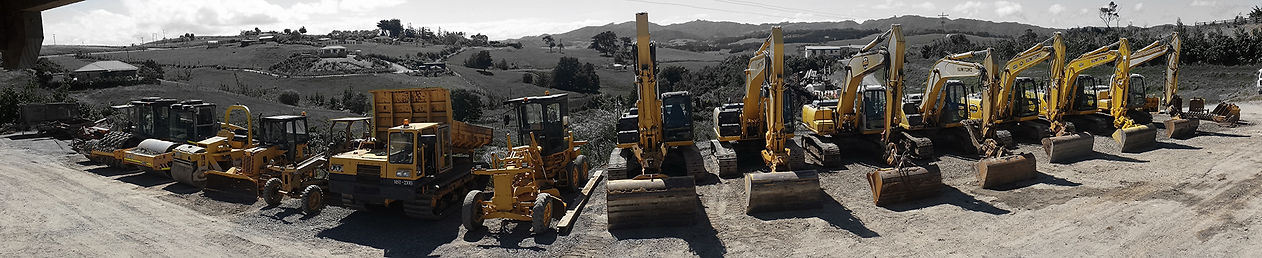 Shane Cullen | Earthworks House sites Mangawhai