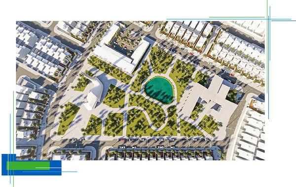 eagle eye view master plan