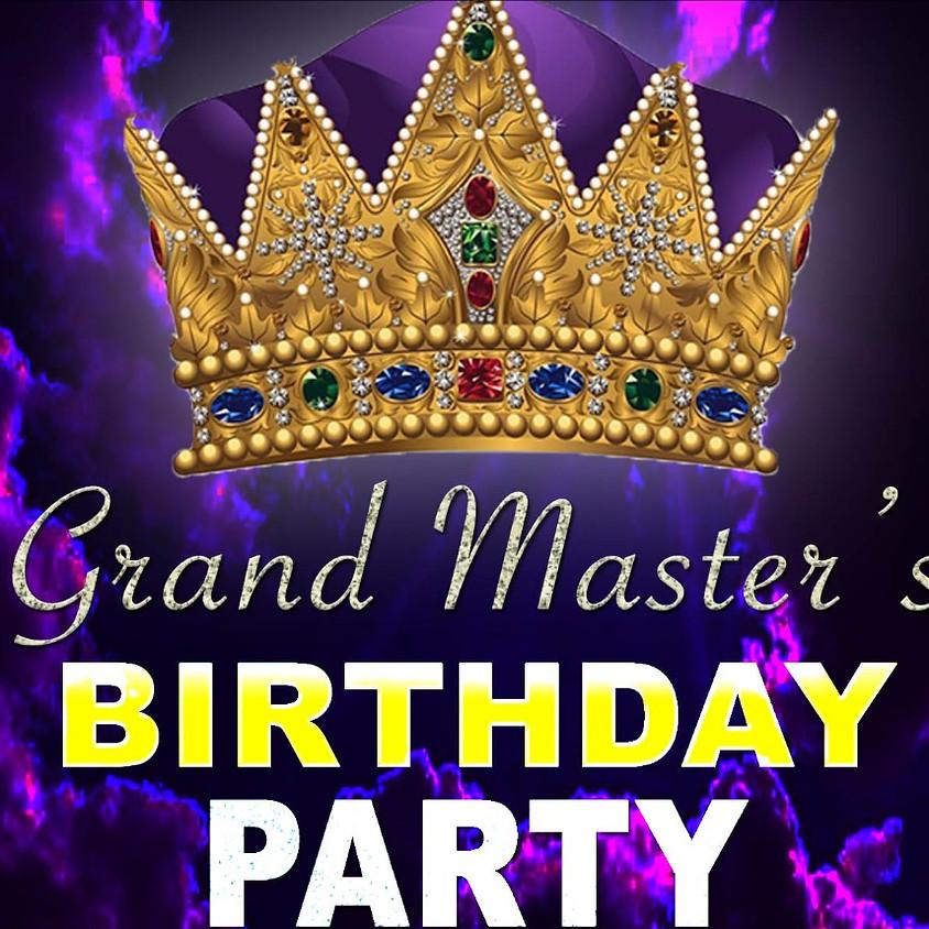Grand Master's Birthday Celebration