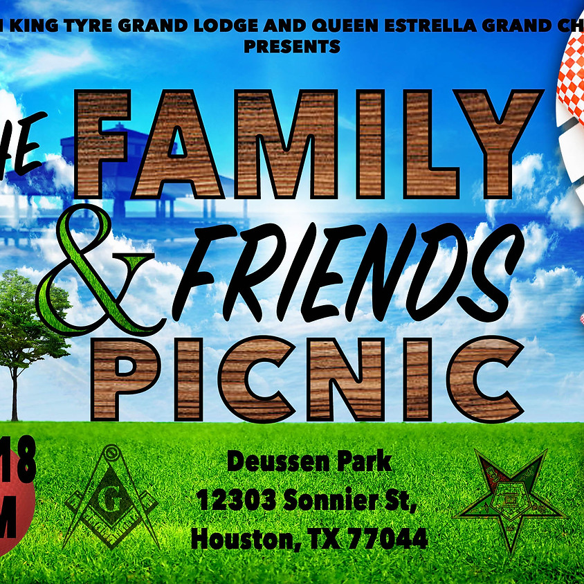 Family and Friends Picnic 2019
