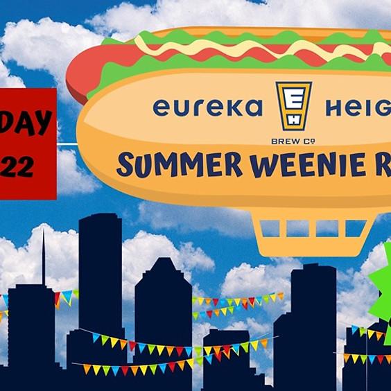 Eureka Heights Summer Weenie Roast