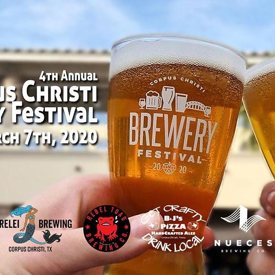 Corpus Christi Brewery Festival - 4th Annual
