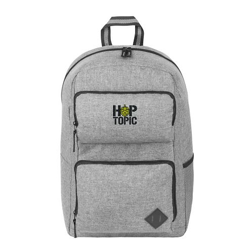 Hop Topic Graphite Deluxe Backpack