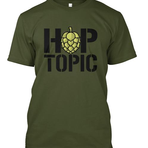 Military Hop Topic Tee