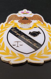 Supreme Council Car Emblem