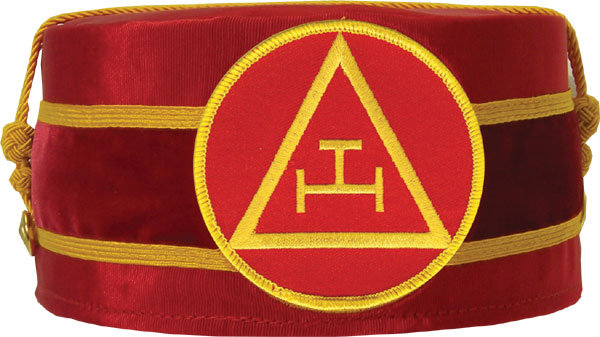 ROYAL ARCH MEMBER CROWN
