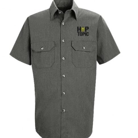Hop Topic Brewer Shirt