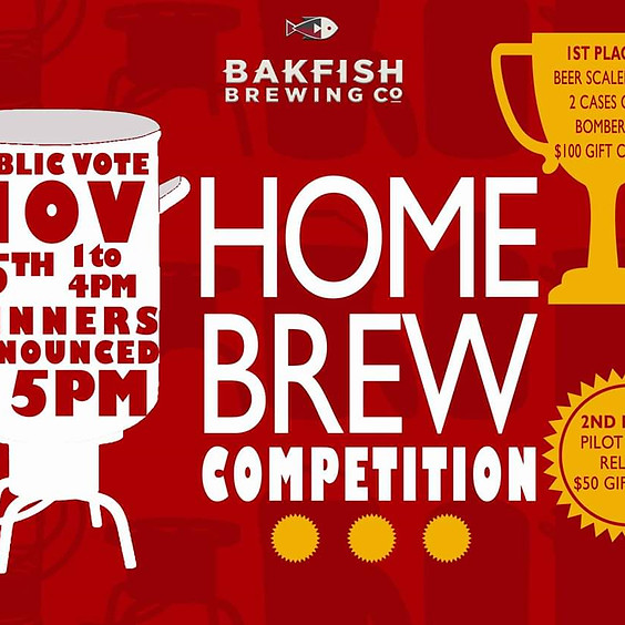 Home Brew Competition
