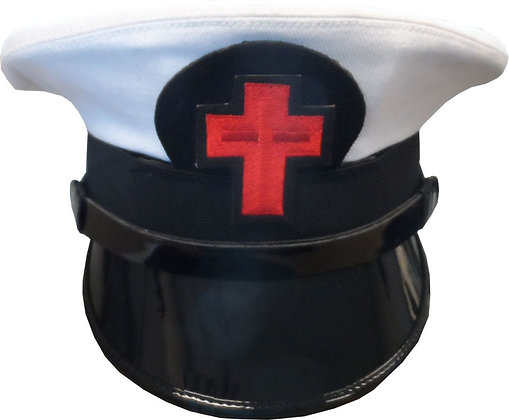 LADY KNIGHT'S MILITARY CAP