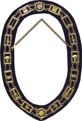 OES CHAPTER COLLAR