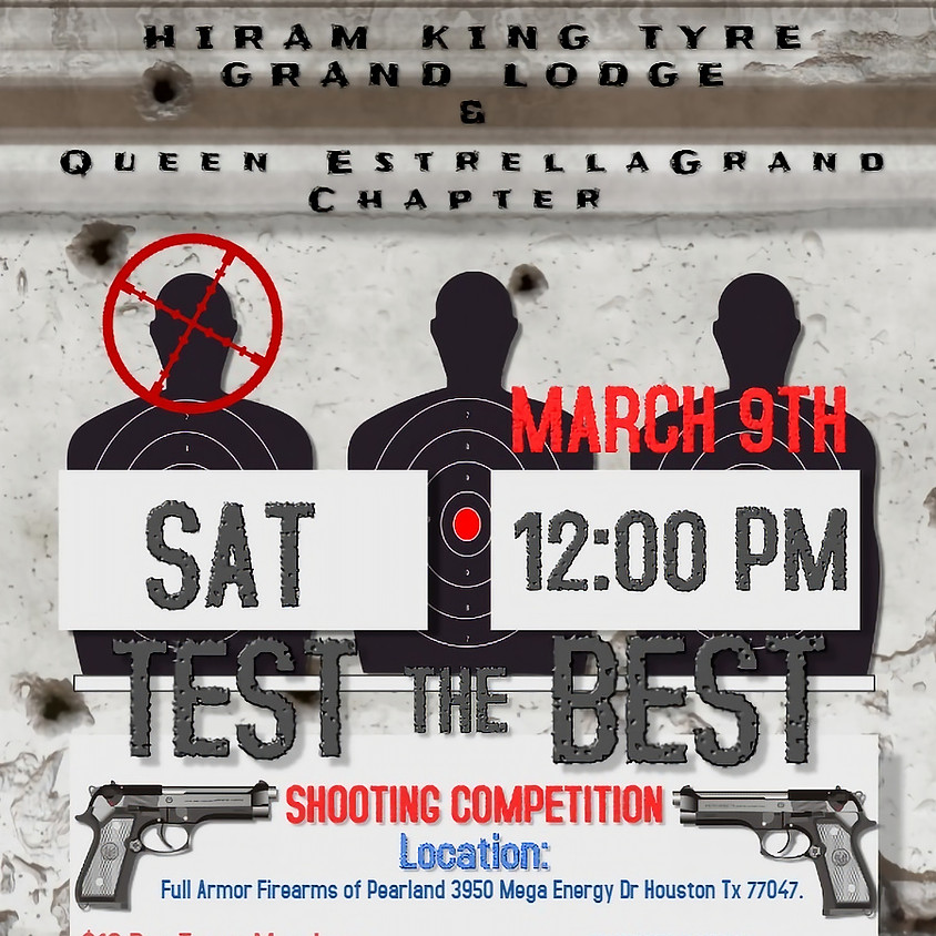 Test the Best Shooting Competition