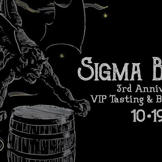 Sigma Brewing Anniversary