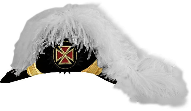 Grand Commander Chapeau