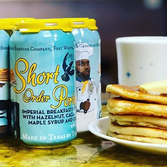 Beer Launch: Short Order Porter 8.8% - Imperial Breakfast Porter