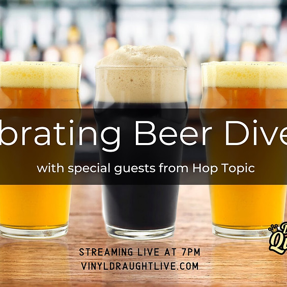 Live Podcast Episode #12: Celebrating Beer Diversity w. Draught Queens