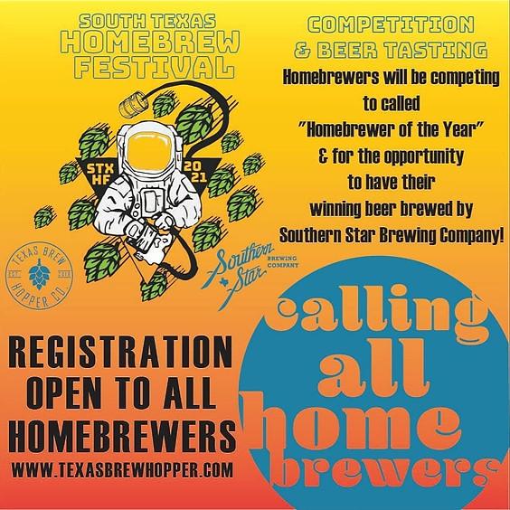 South Texas Homebrew Festival 2021