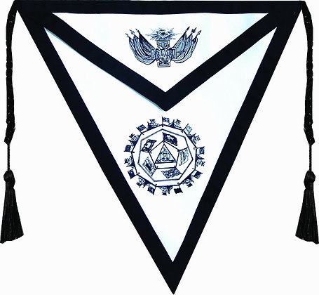32° SCOTTISH RITE APRON COMING SOON!!