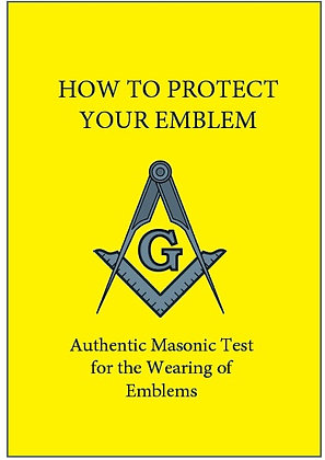 How To Protect Your Emblem