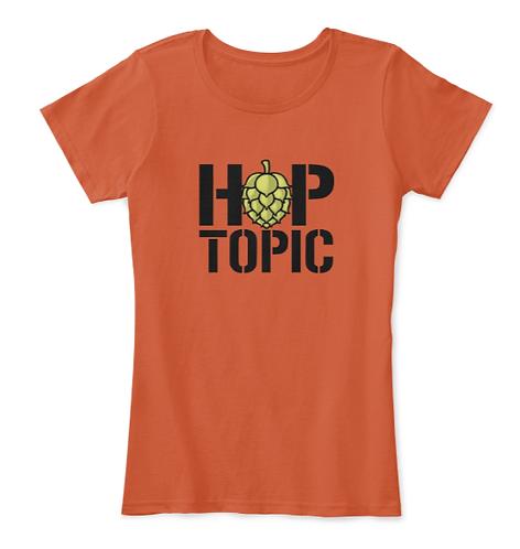 Women's Hop Topic Tee