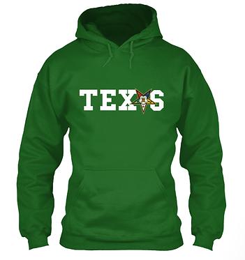 Texas OES Hoodie
