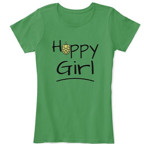Hoppy Girl Tee
