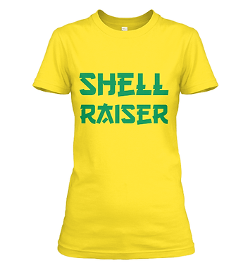 SHELL RAISER T-SHIRT