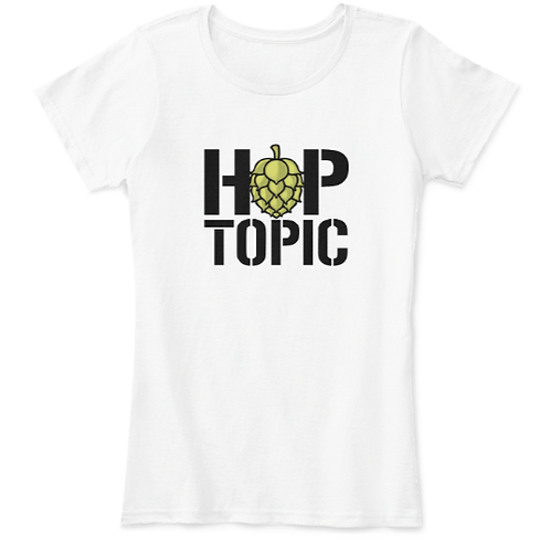 Women's Hop Topic Tee