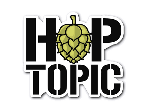 Hop Topic Sticker
