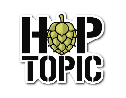 Hop Topic Sticker