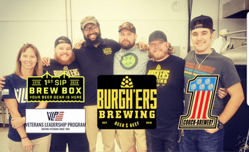 First Sip Brew Box Facilitates Pittsburgh's Veteran Day Brewery Collaboration
