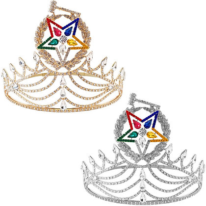 GRAND WORTHY MATRON CROWN