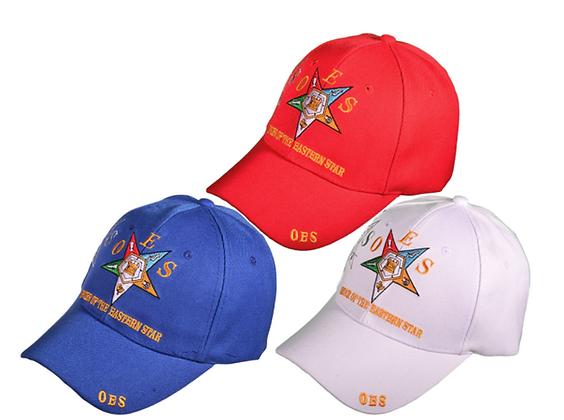 OES BASEBALL CAP