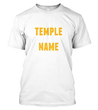 SHRINER CUSTOM TEMPLE T-SHIRT