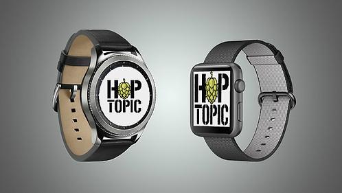 Hop Topic Watch skin
