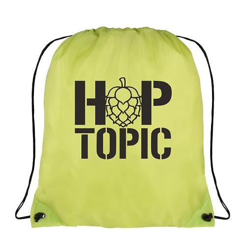 Hop Topic Drawstring Bag