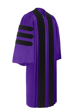 SCOTTISH RITE DELUXE PURPLE ROBE